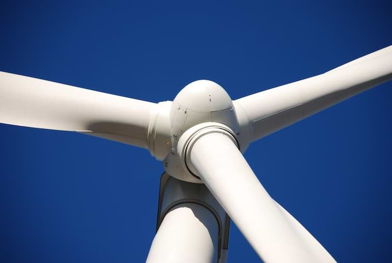 How much energy can a windmill receive?