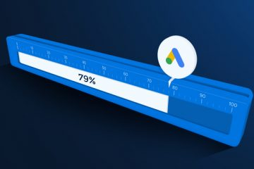 Google Optimization Score