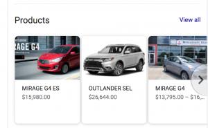 Auto Dealer Google My Business