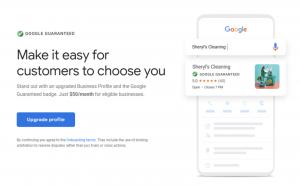 Google Guaranteed ads